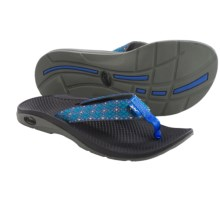 Chaco Flip EcoTread Flip-Flops  (For Women) in Crystals - Closeouts