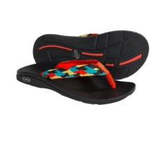 Chaco Flip EcoTread Flip-Flops - Recycled Materials (For Men) in Arcade - Closeouts