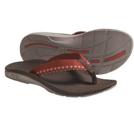 Chaco Flip EcoTread Thong Sandals - Flip-Flops, Recycled Materials (For Women) in Prep