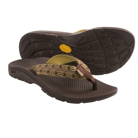 Chaco Flip Vibe Flip-Flops (For Women) in Electric