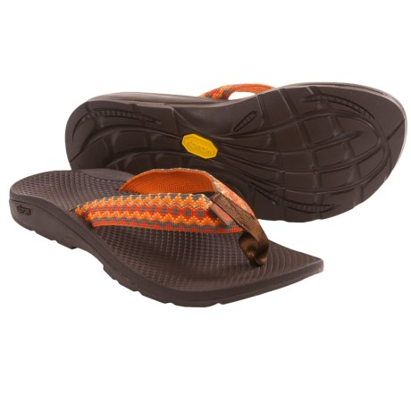 Chaco Flip Vibe Flip-Flops (For Women) in Mountain Range