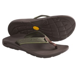 Chaco Flip Vibe Sandals - Flip-Flops (For Men) in Diamond Eyes Dash