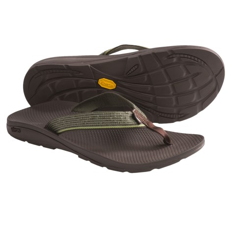 Chaco Flip Vibe Sandals - Flip-Flops (For Men) in Shoal