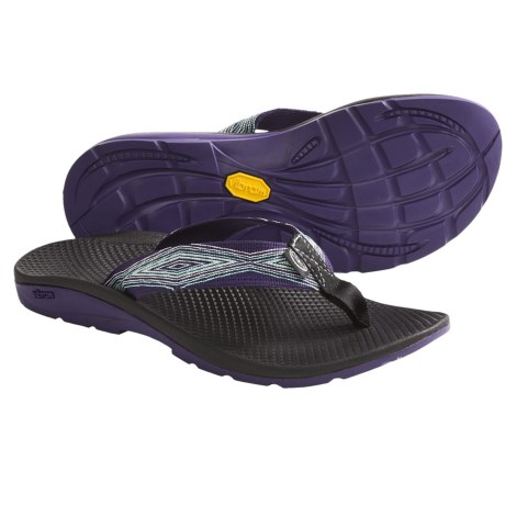 Chaco Flip Vibe Sandals - Flip-Flops (For Women) in Pixel Weave