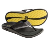 Chaco Fontas Sandals - Leather, Flip-Flops (For Men)