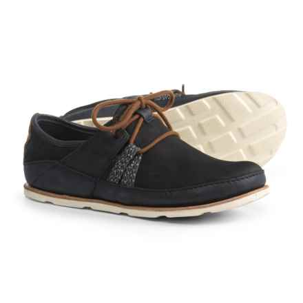 Chaco Harper Lace Shoes - Leather (For Women) in Black - Closeouts