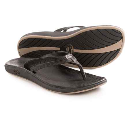 Chaco Harper Sandals (For Women) in Raven - Closeouts