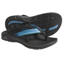 Chaco Hipthong Two EcoTread Sport Sandals (For Women) in Caribbean - Closeouts