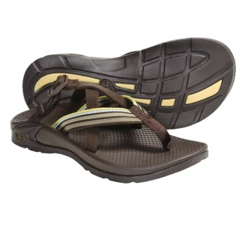 Chaco Hipthong Two EcoTread Sport Sandals (For Women) in Circus