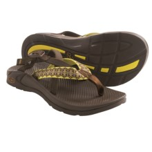 Chaco Hipthong Two EcoTread Sport Sandals (For Women) in Grasshopper - Closeouts
