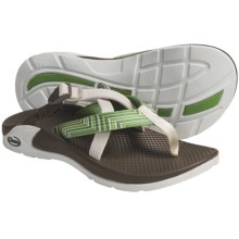 Chaco Hipthong Two EcoTread Sport Sandals (For Women) in Longitude - Closeouts