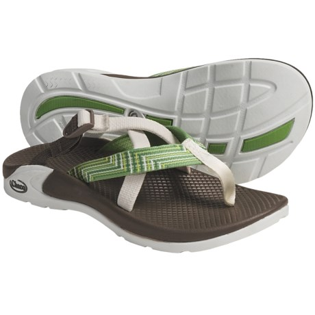 Chaco Hipthong Two EcoTread Sport Sandals (For Women) in Longitude