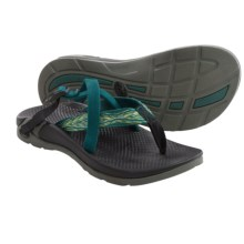 Chaco Hipthong Two Ecotread Sport Sandals (For Women) in Pixel - Closeouts