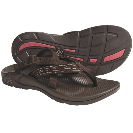 Chaco Hipthong Two EcoTread Sport Sandals (For Women) in Sunset