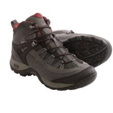 Chaco Holbuck Hiking Boots - Waterproof (For Men) in Dark Shadow - Closeouts