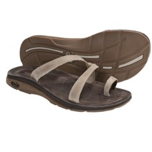 Chaco Indigen Sandals - Leather (For Women) in Sand - Closeouts