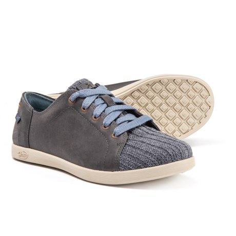 15acf210f914 Chaco Ionia Lace Shoes - Leather (For Women) in Denim