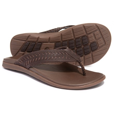 5f5b291ce40309 Chaco Jackson Flip-Flops (For Men) in Java - Closeouts