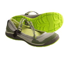 Chaco Keel Mary Jane Shoes (For Women) in Gunmetal