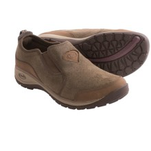 Chaco Kendry Shoes - Suede, Slip-Ons (For Women) in Wren - Closeouts