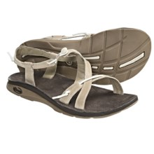 Chaco Local Ecotread Sport Sandals - Leather (For Women) in Sand - Closeouts
