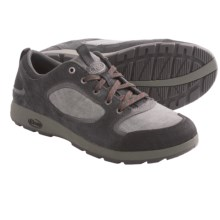 Chaco Mayfield Sneakers - Suede-Canvas (For Men) in Raven - Closeouts