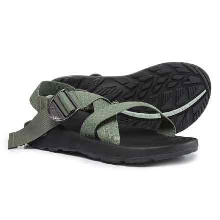 Chaco Mega Z Classic Sport Sandals (For Men) in Desert Sage - Closeouts