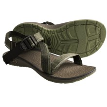 Chaco Mighty Sandals (For Men) in Seeing Green - Closeouts