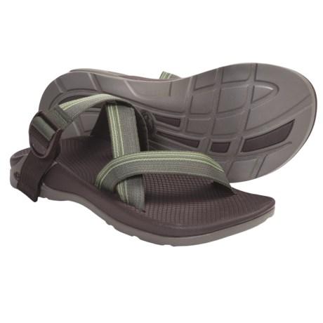 Chaco Mrap EcoTread Sport Sandals (For Men) in Stripeadelic