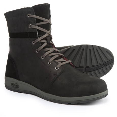 Chaco Natilly LUVSEAT® Boots - Leather (For Women) in Black