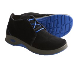 Chaco Otis Suede Ankle Boots (For Youth Boys and Girls) in Black