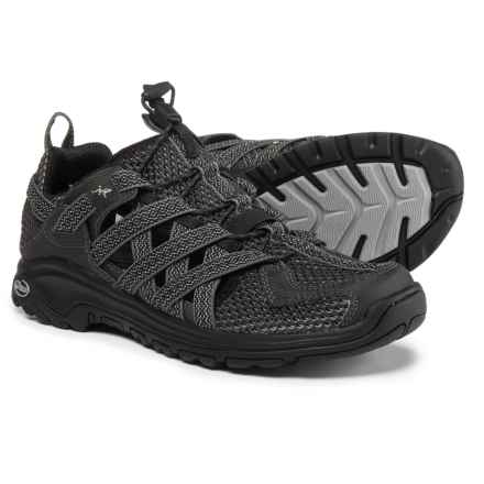 Chaco OutCross Evo 1 Water Shoes (For Men) in Black - Closeouts