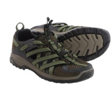 Chaco OutCross Evo 1 Water Shoes (For Men) in Deep Olive - Closeouts