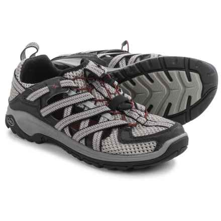 Chaco OutCross Evo 1 Water Shoes (For Men) in Quarry - Closeouts