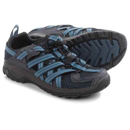 Chaco OutCross Evo 1 Water Shoes (For Men) in Salute - Closeouts