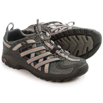 Chaco OutCross Evo 1 Water Shoes (For Men) in Slate - Closeouts