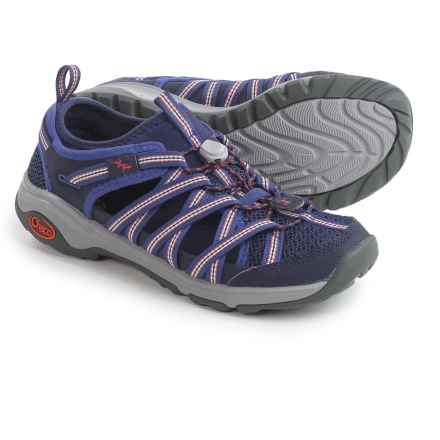 Chaco OutCross Evo 1 Water Shoes (For Women) in Blue - Closeouts