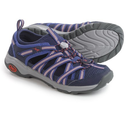 Chaco OutCross Evo 1 Water Shoes (For Women) in Blue