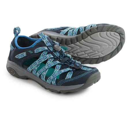Chaco OutCross Evo 1 Water Shoes (For Women) in Eclipse - Closeouts