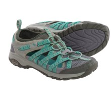 Chaco OutCross Evo 1 Water Shoes (For Women) in Quarry - Closeouts