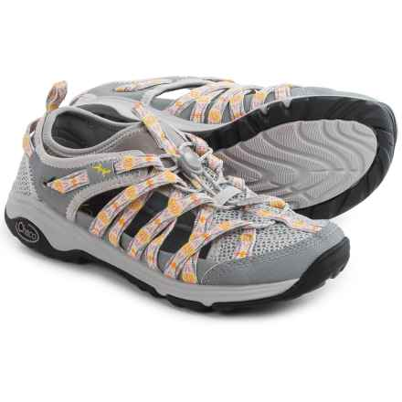 Chaco OutCross Evo 1 Water Shoes (For Women) in Slate - Closeouts