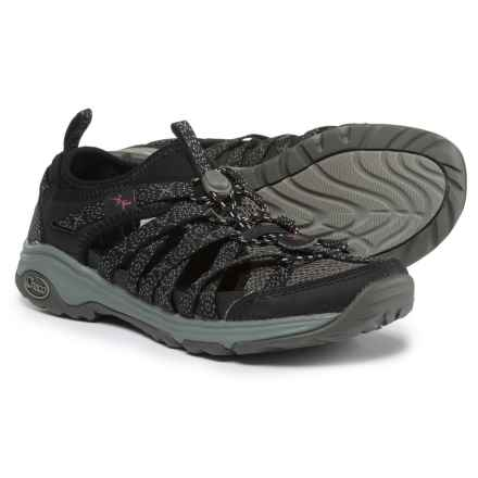Chaco OutCross Evo 1 Water Shoes (For Women) in Xoxo - Closeouts
