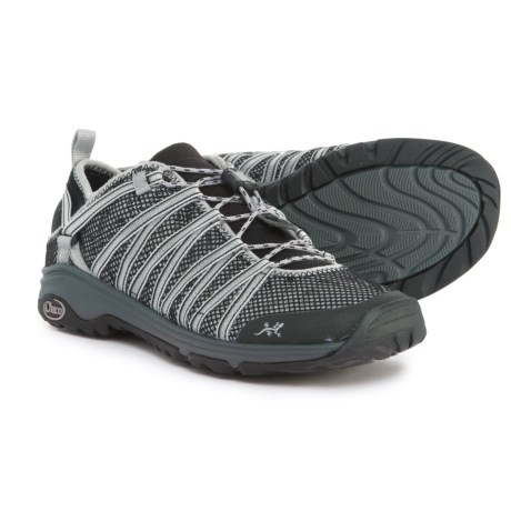Chaco OutCross Evo 1.5 Water Shoes (For Women) in Black/Grey