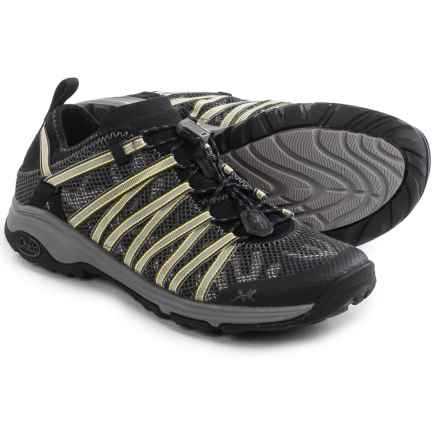 Chaco OutCross Evo 1.5 Water Shoes (For Women) in Black - Closeouts
