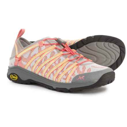 Chaco OutCross Evo 1.5 Water Shoes (For Women) in Grapefruit - Closeouts