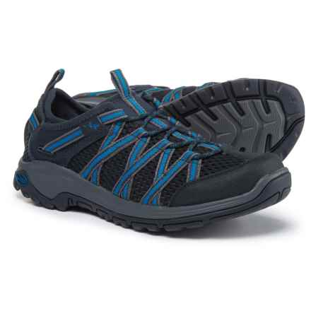 Chaco OutCross Evo 2 Water Shoes (For Men) in Eclipse - Closeouts