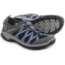 Chaco OutCross Evo 2 Water Shoes (For Men) in Path Gunmetal - Closeouts