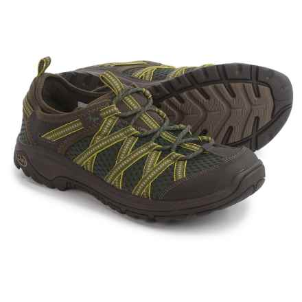 Chaco OutCross Evo 2 Water Shoes (For Men) in Path Olive - Closeouts