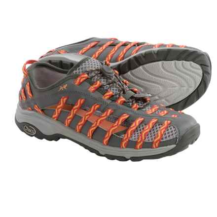 Chaco OutCross Evo 2 Water Shoes (For Women) in Gunmetal - Closeouts
