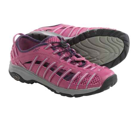Chaco OutCross Evo 2 Water Shoes (For Women) in Violet Quartz - Closeouts